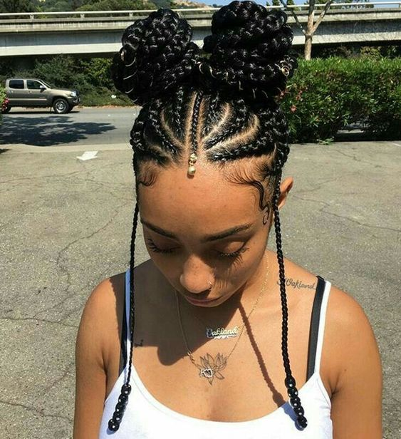 2019 Braided Hairstyles For Black Women The Style News