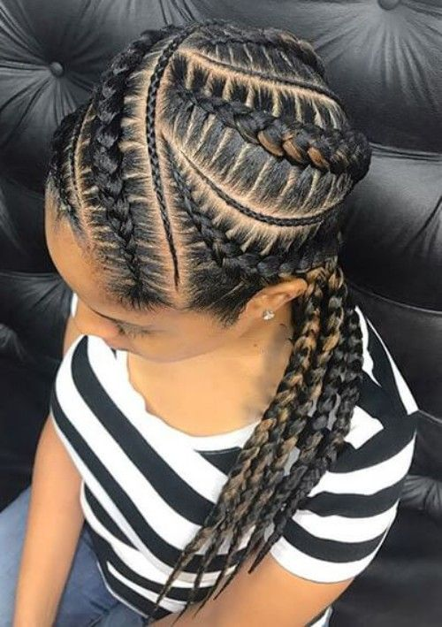 2019 Braided Hairstyles for Black Women - The Style News Network