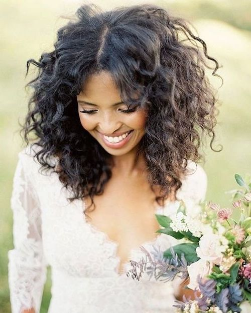 2019 Wedding Hairstyles For Black Women The Style News Network