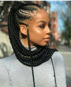 2017 Fall / 2018 Winter Hairstyles for Black Women \u2013 The
