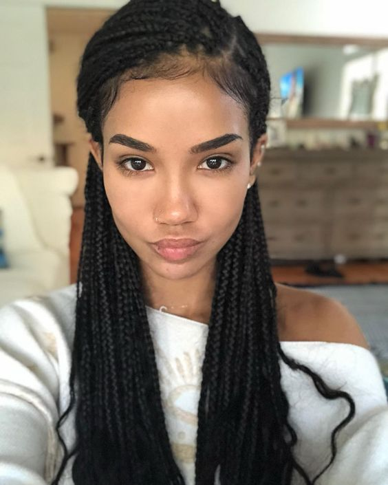 2019 Braided Hairstyles For Black Women The Style News Network