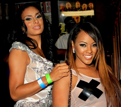 Malaysia Pargo From Basketball Wives La With Ombre Haircolor The