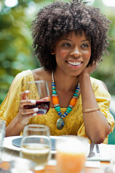 2014 Natural Hairstyles For African American Women The