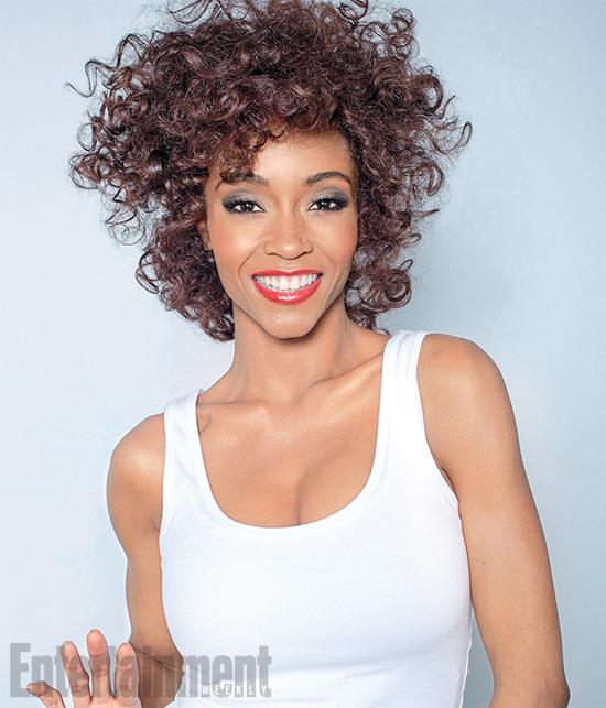 Yaya DaCosta Alafia As Whitney Houston For
