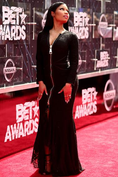 Celebrities Who Slayed The BET Hip Hop Awards 2018 Green