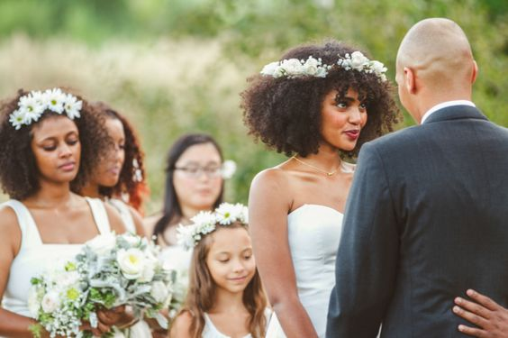 Now Trending - Floral Crowns & Natural Hair 24
