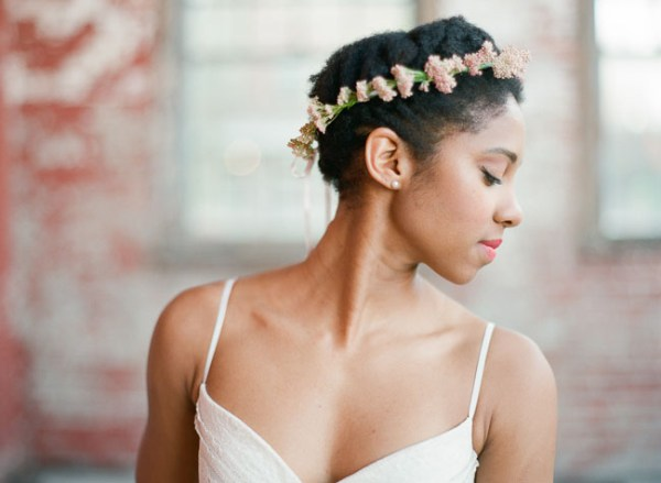 Now Trending - Floral Crowns & Natural Hair 5