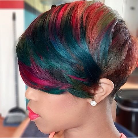 2016 Fall & Winter 2017 Hairstyles for Black and African