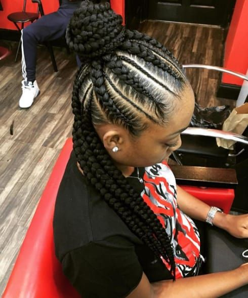 2018 Braided Hairstyle Ideas For Black Women The Style
