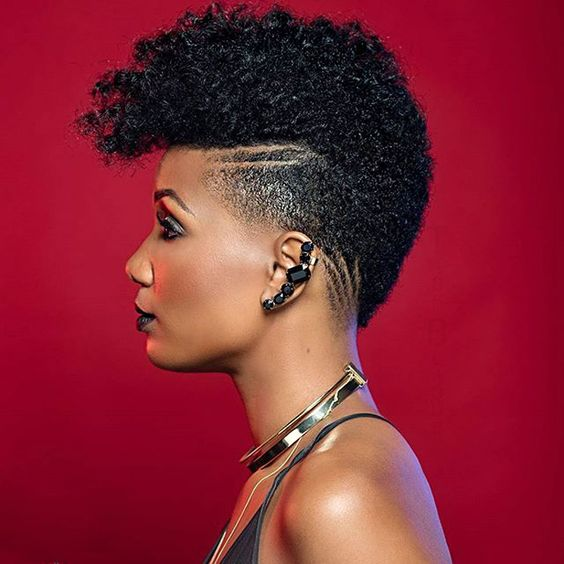 2018 Short Spring and Summer Hairstyles For Black Women - The Style News Network